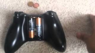 getlinkyoutube.com-How to charge your Xbox 360 controller without a charger