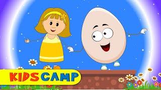 getlinkyoutube.com-Humpty Dumpty Nursery Rhyme - Popular English Rhymes for Children
