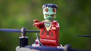 getlinkyoutube.com-Micro Motor Madness #3 - Halloween Bonus Footage