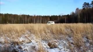 getlinkyoutube.com-Бортоповоротный вездеход / Томск