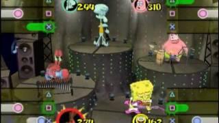 SpongeBob SquarePants: Lights, Camera, Pants! (PS2)   Part 4
