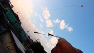 pipão subindo 100 metros de rabiola ( Só os loukos Pipas ) 17/05/14