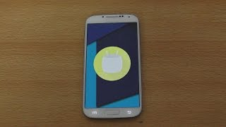 getlinkyoutube.com-Samsung Galaxy S4 Android 6.0.1 Marshmallow CrDroid CM13 ROM Review (4K)