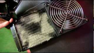 getlinkyoutube.com-Push vs Pull vs Push Pull for Radiators and Heatsinks Linus Tech Tips