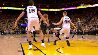 Warriors highlights 2018.04.16