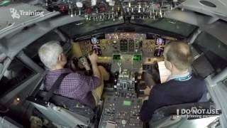 getlinkyoutube.com-Can a pilot of Airbus A320 land the Boeing B737 type aircraft?