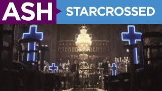 STARCROSSED - ASH  karaoke version ( no vocal ) lyric instrumenta