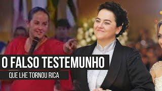 getlinkyoutube.com-Pastora Lana holder critica as igrejas evangélicas