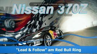 getlinkyoutube.com-Nissan 370Z Lead & Follow am Red Bull Ring