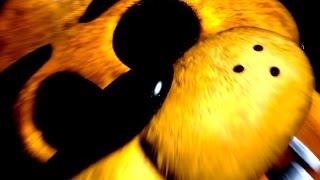 getlinkyoutube.com-GOLDEN FREDDY JUMPSCARE!!! - Escape to Freddy's