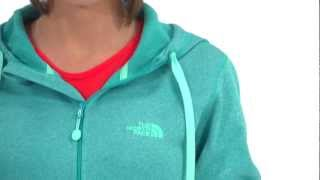 getlinkyoutube.com-The North Face Women's Fave-Our-Ite Full Zip Hoodie
