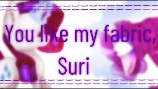 getlinkyoutube.com-You like my fabric, Suri ? - Speedpaint MLP