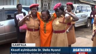 Kkooti eyimbudde Dr.Stella Nyanzi