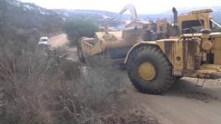 getlinkyoutube.com-Baja 1000/ Coche Aplastado por maquinaria pesada ''Accidentalmente''