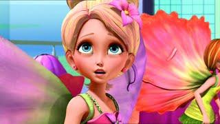 getlinkyoutube.com-Barbie Presents: Thumbelina (2009) - Animation Movies for Kids