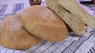 getlinkyoutube.com-خبز الدار بطريقة مبسطة ناجحة الشيف نادية  | Recette de Pain maison