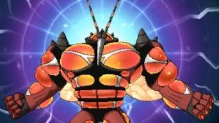 getlinkyoutube.com-Pokémon Sun And Moon - Episode 60: Ultra Beast Buzzwole Catch!