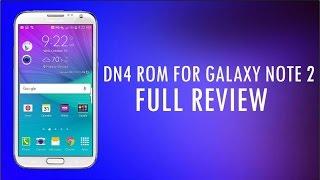 getlinkyoutube.com-samsung galaxy note 2 DN4 v.2.1 ROM full review