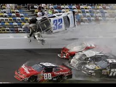 Deadliest, Most Fatal Nascar Crashes (Nascar, Indycar, etc.)
