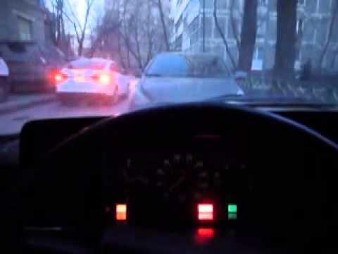 Вой двигателя VOLVO 240
