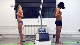 Oculus Rift Gender Swap Experiment Helps Male And Female Become One... Sort Of.