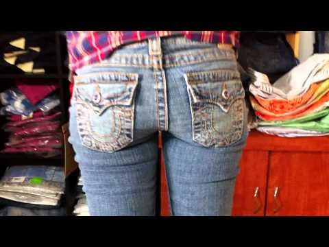 True Religion Womens Jeans DISCO BECKY BIG T www.latestbrandstyle.com