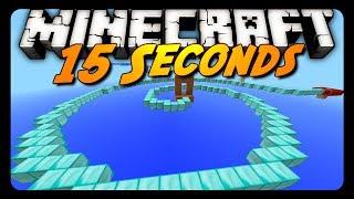 getlinkyoutube.com-Minecraft: 15 SECONDS! (Sethbling's Parkour Challenge)