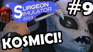 getlinkyoutube.com-Surgeon Simulator 2013 - KOSMITA I ROBACZKI! :D [Operacja Kosmity]