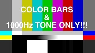 getlinkyoutube.com-4K COLOR BARS  & TONE 1 kHz - EBU / SMPTE / ARIB