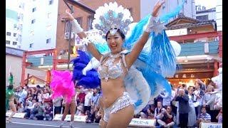 getlinkyoutube.com-学生サンバ ウニアン 浅草サンバカーニバル 2015 学生サンバ連合!ジーアールイーエス ウニアン ドス アマドーリス Asakusa samba carnival 2015
