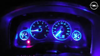 Opel Astra G Led-Спидометр Армения