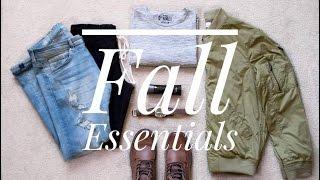 getlinkyoutube.com-My Fall Essentials | Men's Fall lookbook 2016 | Men's Fashion & Style | Rodarte's Corner