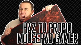 getlinkyoutube.com-Haz tu propio mousepad gamer