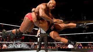 Big E vs. Titus O'Neil: WWE Superstars 17-04-2014