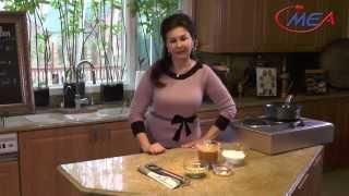 getlinkyoutube.com-samira's kitchen # 160 sesame paste طحينة halva حلاوة الطحينة tahini rolls لفة خميرة مع الطحينة