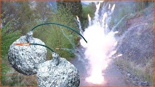 How To Make Exploding Fireworks In 4K