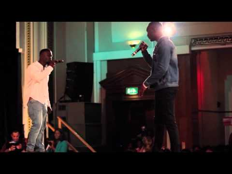 E3 Brothers @The 3rd ANNUAL GHANA UK FASHION SHOW -Tetv-