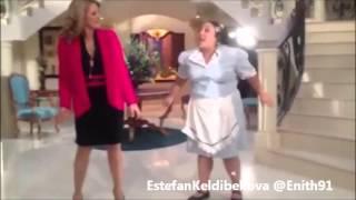getlinkyoutube.com-Erika Buenfil bailando y cantando