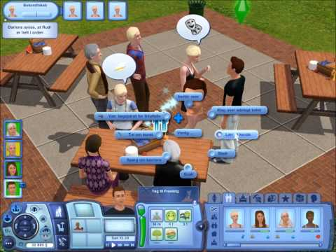 The Sims 3 playboy - part 1