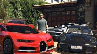 getlinkyoutube.com-GTA 5 Real Car Mods (Track And Super Cars)