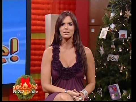 Bárbara Bermudo Rashel Diaz En Vikiny Rashel Diaz - Sexy Jumpsuit