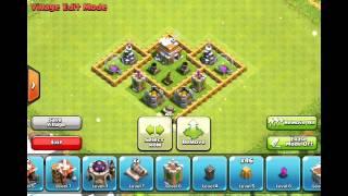 getlinkyoutube.com-Best Town Hall Level 6 Defense/Base Setup