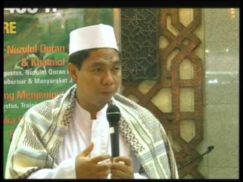 KH. Zulfa Mustofa MY - Ceramah Tarawih 2012-08-02
