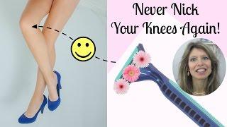 getlinkyoutube.com-Shaving Tips: Never Nick or Cut Your Legs Again!