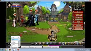getlinkyoutube.com-Como usar o Le Bot no Aqw