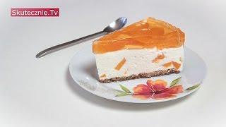 Brzoskwiniowy sernik na zimno :: Skutecznie.Tv [HD]