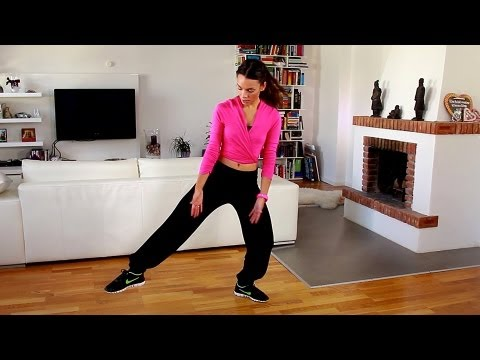 Aerobic Dance Power Workout mit Amiena