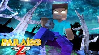 getlinkyoutube.com-Minecraft : O HEROBRINE ESTÁ VIVO ?!! #04 (MINECRAFT PARAISO Z )