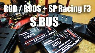 Подключаем к SP Racing F3  приёмник Radiolink по S.BUS