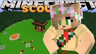 Minecraft School Scouts : JOINING SCHOOL SCOUTS!